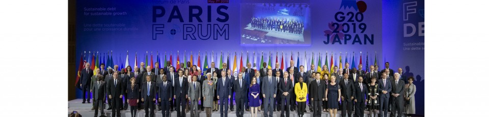 High level conference of the Paris Forum