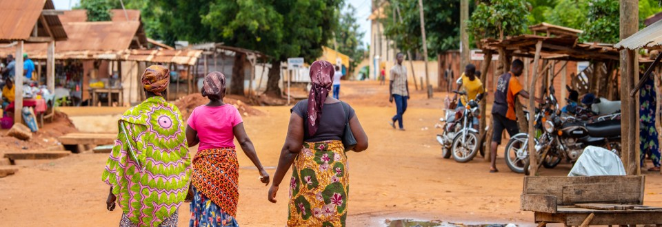 Togo benefits from the debt service suspension initiative