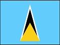 flag Saint Lucia