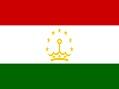flag Tadjikistan